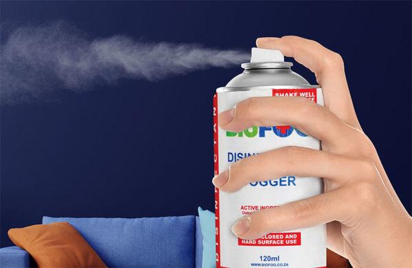 BioFog Aerosol Disinfectants & Sanitizers