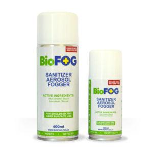 BioFog Sanitizer Aerosol Fogger