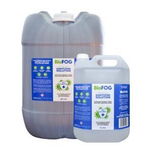 Sanitizer Solution